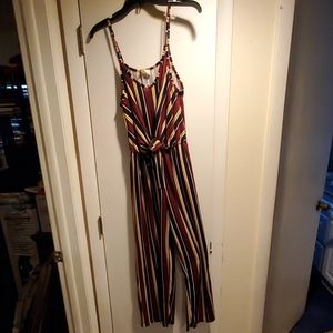 Caution to the Wind Jumpsuit
